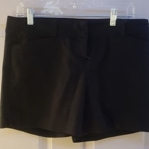 Black shorts by the limited